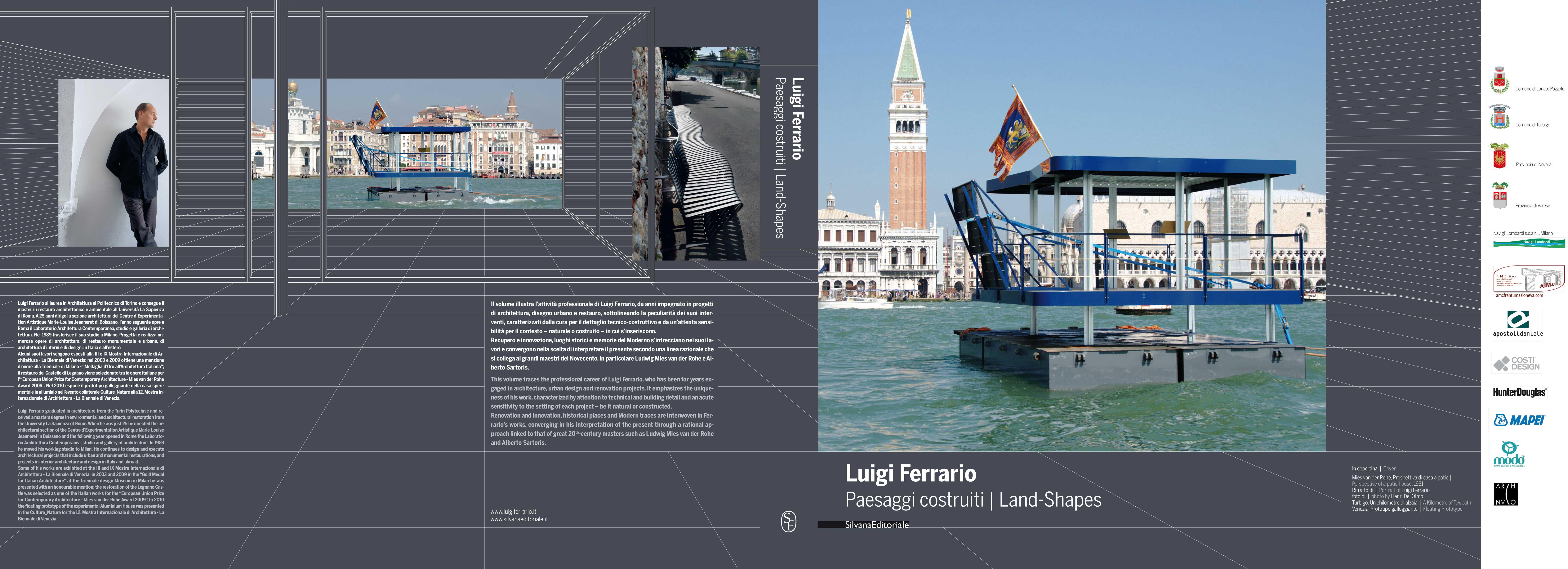"""Paesaggi Costruiti – Land Shapes"" – Silvana Editoriale //"